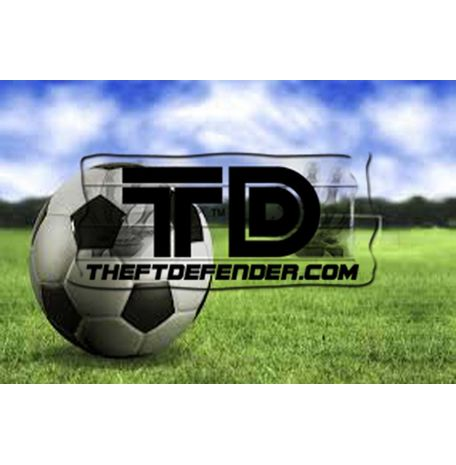 Soccer Ball RFID Protection Sleeve