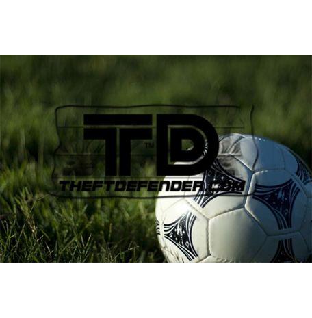 Soccer Ball 2 RFID Protection Sleeve