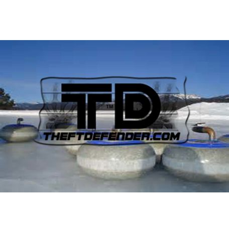 Outdoor Curling RFID Protection Sleeve