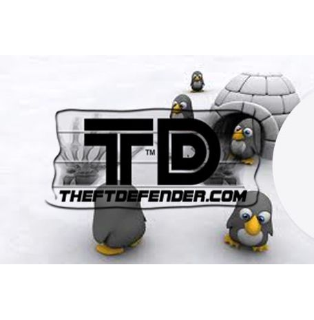 Shown with TheftDefender Branding